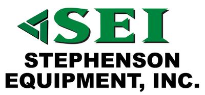 STEPHENSON EQUIP logo